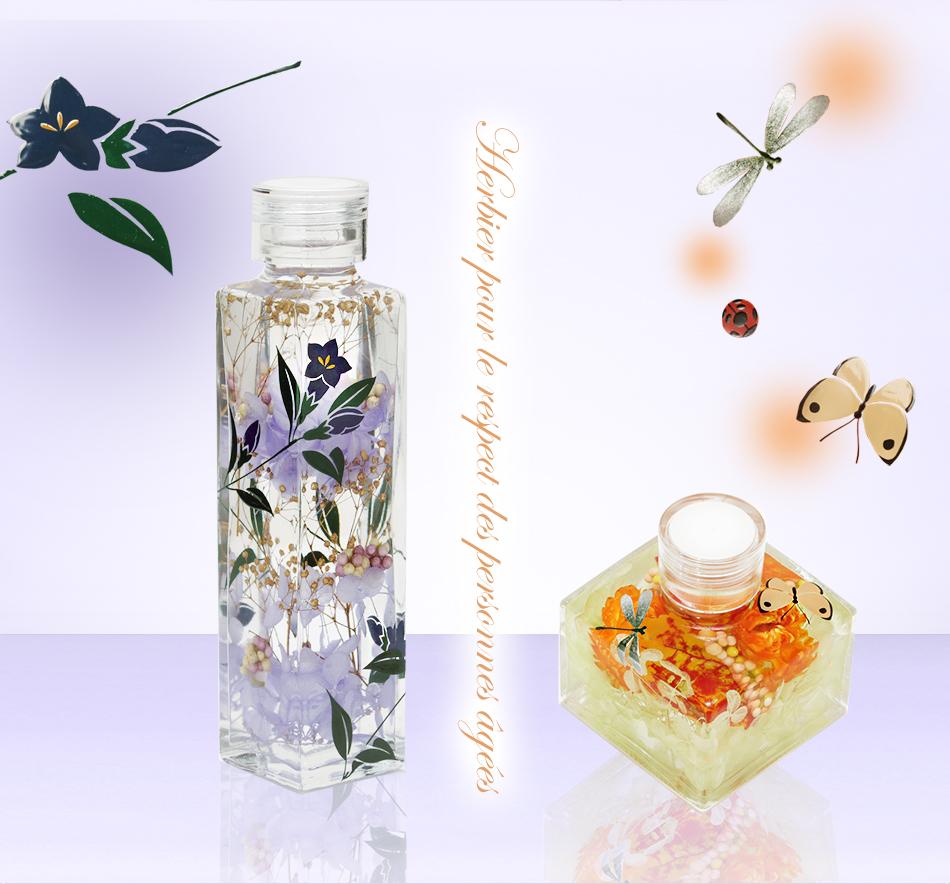 敬老の日のプレゼントにオススメの山田平安堂の花・蒔絵ハーバリウム