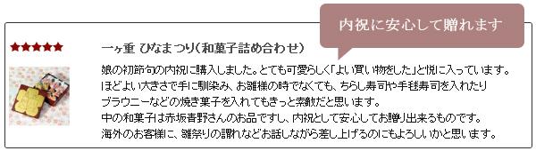 ひな祭り期間限定 一ヶ重 和菓子詰め合わせ 銘菓 赤坂青野 とんねるず食わず嫌い王受賞
