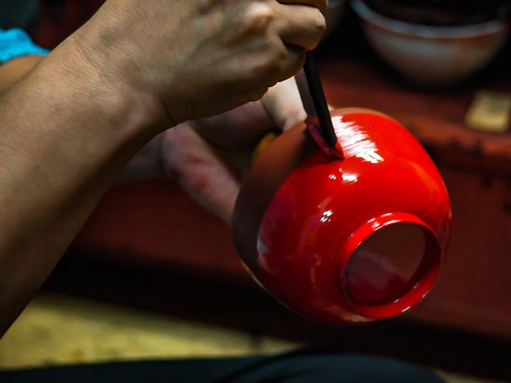 永く使える、毎日使いたくなる。木製漆塗りの汁椀