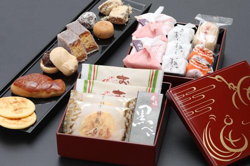 敬老の日のプレゼントの一番人気は和菓子