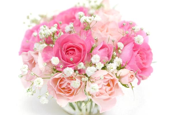最近は敬老の日に「お花」をプレゼントする人も