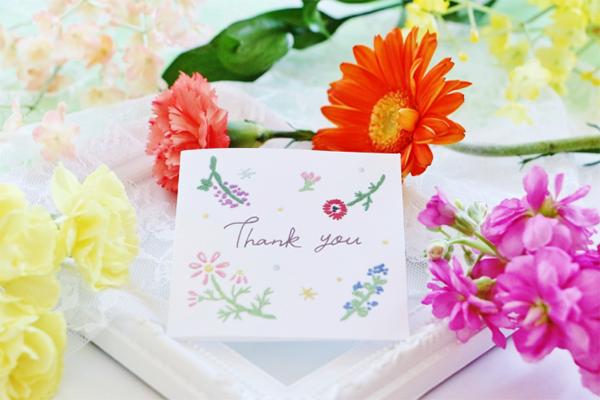 両親へのプレゼントには感謝の気持ちが伝わるメッセージを添えよう!