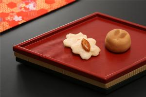 【ひな祭り】菱皿